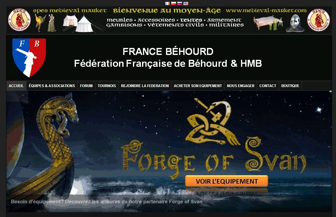Fédération Française de Béhourd 660639Capture