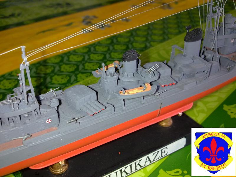 "Yukikaze ""opération Ten-Go 1945"" 662360010920111636L"