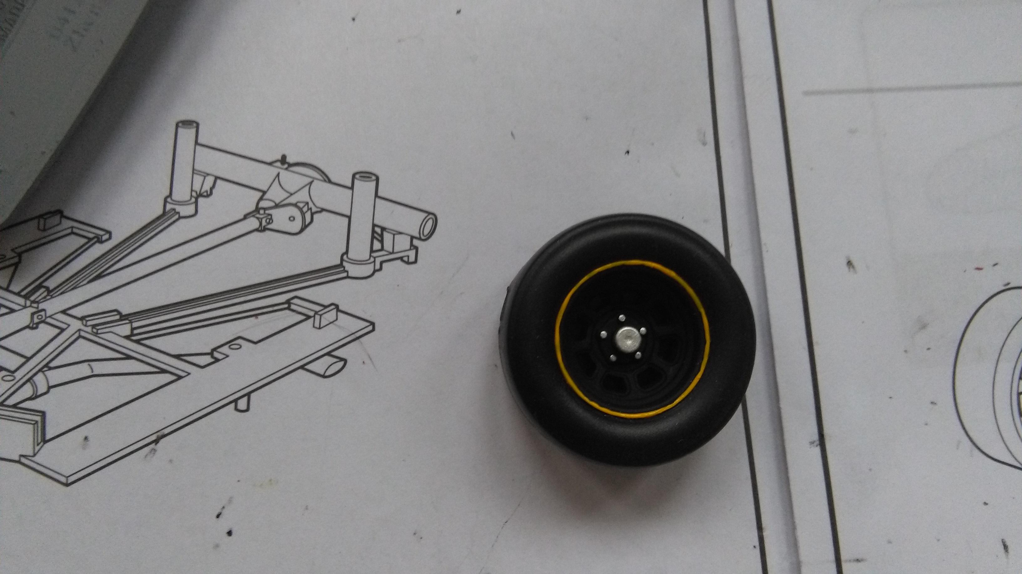 Chevrolet SS 2015 #24 Jeff Gordon 3M 663136IMG20170319165448