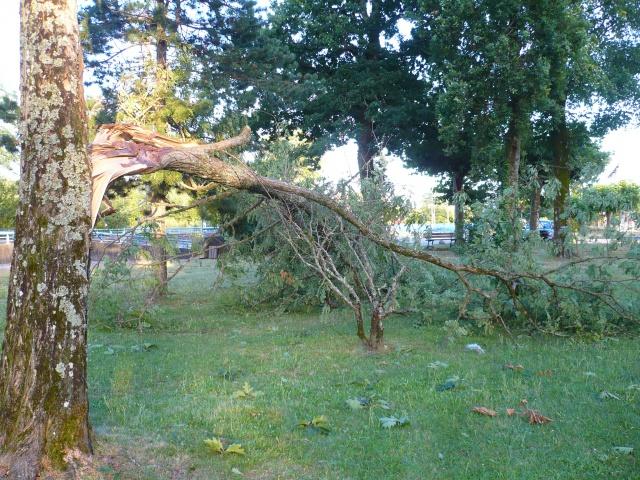 Orages monstres sur le Bordelais dans la nuit du 25 au 26/07 et du 26 au 27/07 663278P1200625