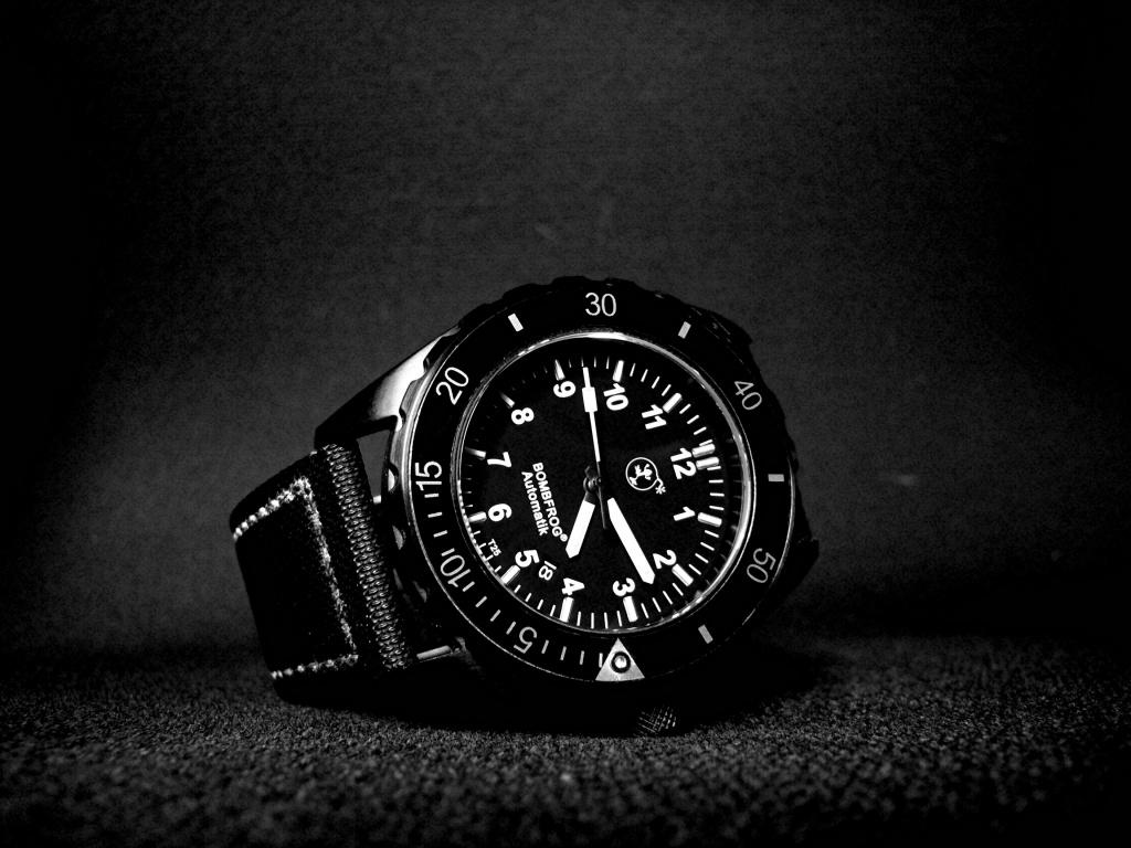 Votre montre du jour - Page 2 663527blackbombfrog