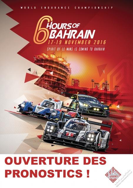 Motorlegend Pronostics Challenge 2016 - Page 3 665282AfficheWECBahrainA4DEFH1D