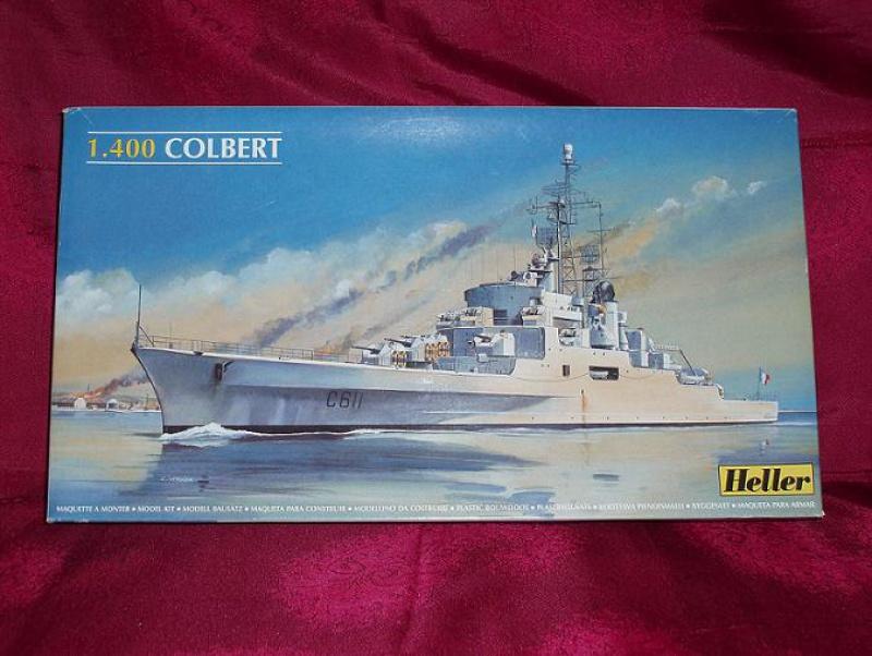 Le Croiseur COLBERT! 667133fotodivers041