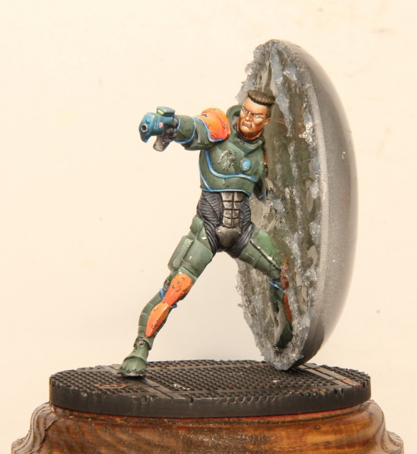 Space traveller (Draconia 54mm) 667498IMG2744