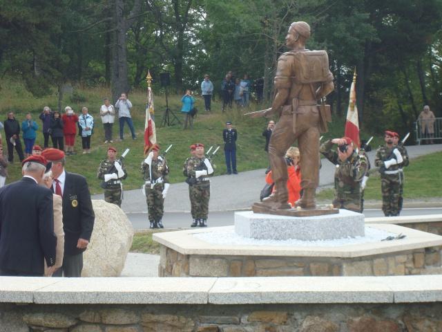 Mémorial Chocs et Commandos    MONT-LOUIS 30 sept 2014 667642098