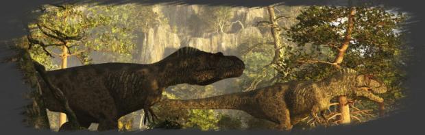 Elevage des Albertosaurus