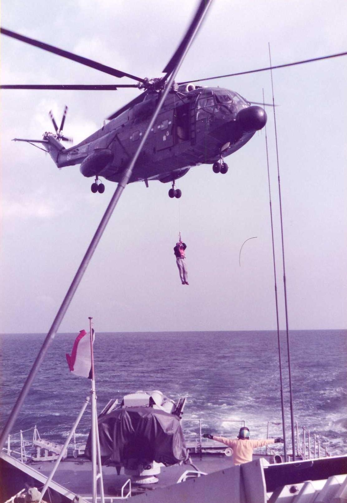 [ Aéronavale divers ] Hélitreuillage 670175img091