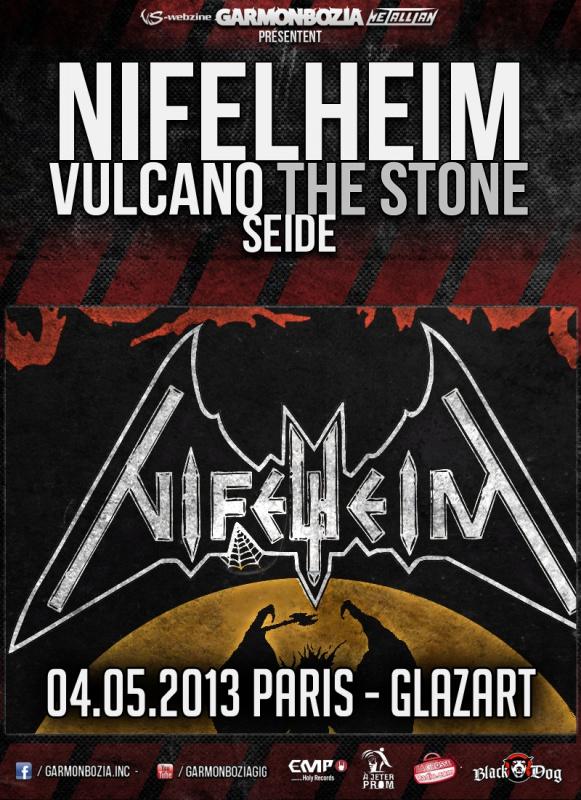 04.05 - Nifelheim + Vulcano + ... @ Paris 670455nifelheimParis2013