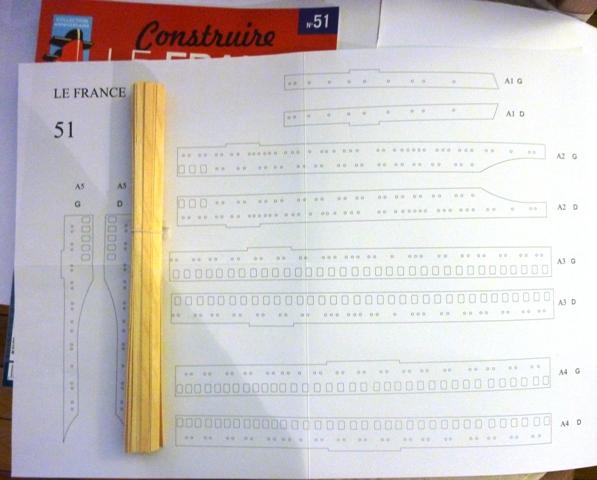 Le france  au 1/250è - hachette-Amati - Page 8 671364Fasc051R