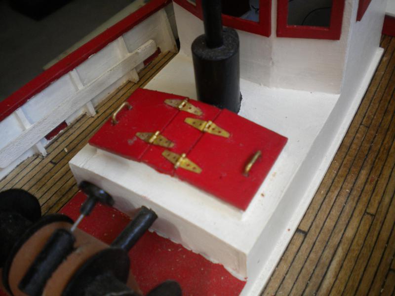 barque chalutiére au 1/20è d'après plans - Page 11 671942DSCN2688