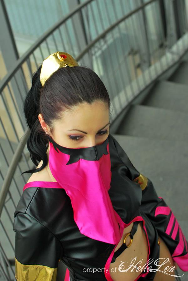 Cosplay Mortal Kombat  672217mileena09