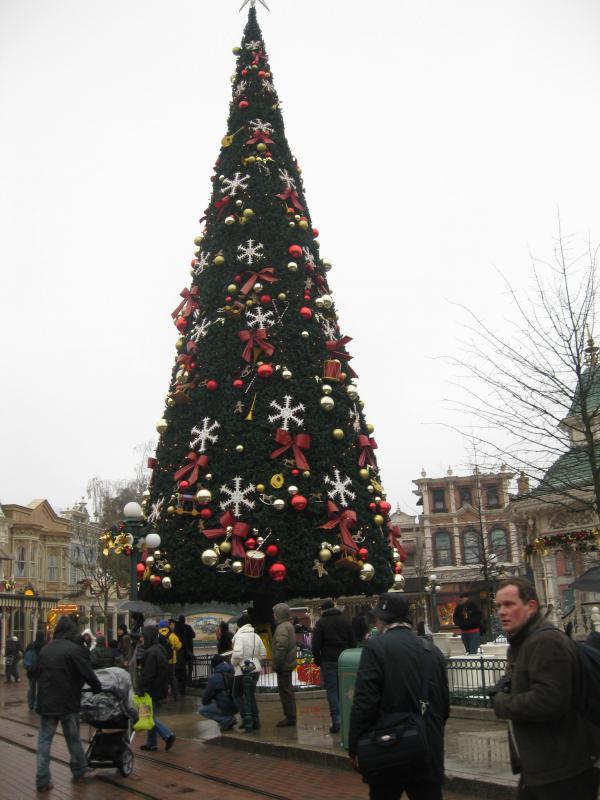[Disneyland Paris] Disneyland Hotel - chambre Castle Club (8-10 décembre 2010) (début du TR p.9) - Page 8 672527IMG1889