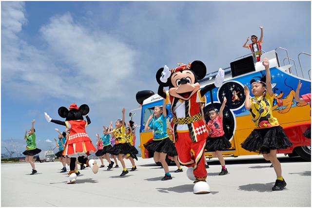 [Tokyo Disney Resort] Programme complet du divertissement à Tokyo Disneyland et Tokyo DisneySea du 15 avril 2018 au 25 mars 2019. 674027ondo1
