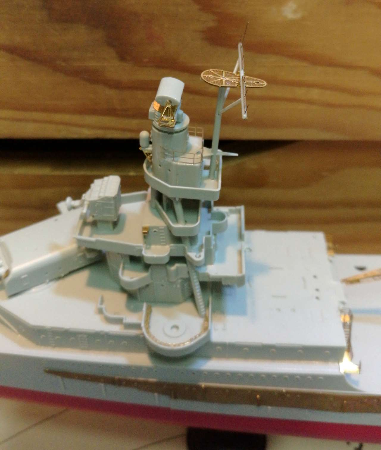USS Indianapolis 1/350 Academy - 1945 - Page 5 674204Indianapolis66