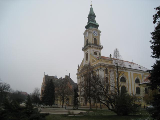 Voyage en Hongrie - Budapest - Szeged - Kecskemét 675102IMG0224JPG