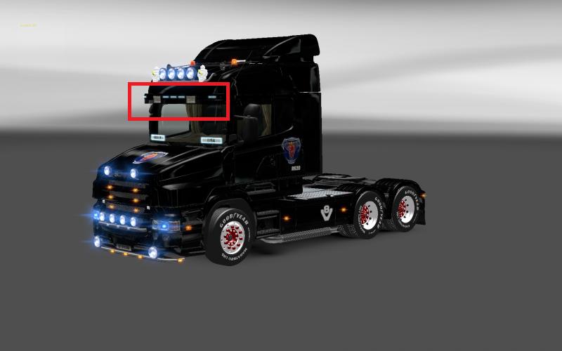 SKIN : Scania T Euro Trans 1010 Ch 675461315711ets200025