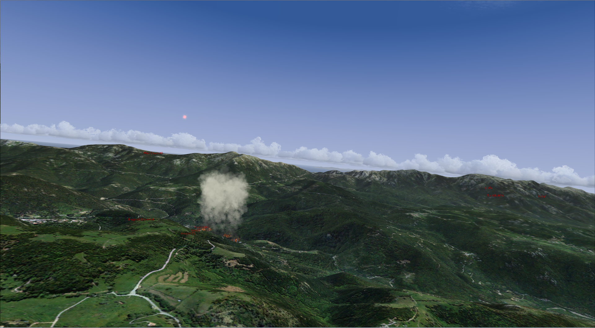 rapport mission crash corse du 7/10/2014 6758702014117212437302