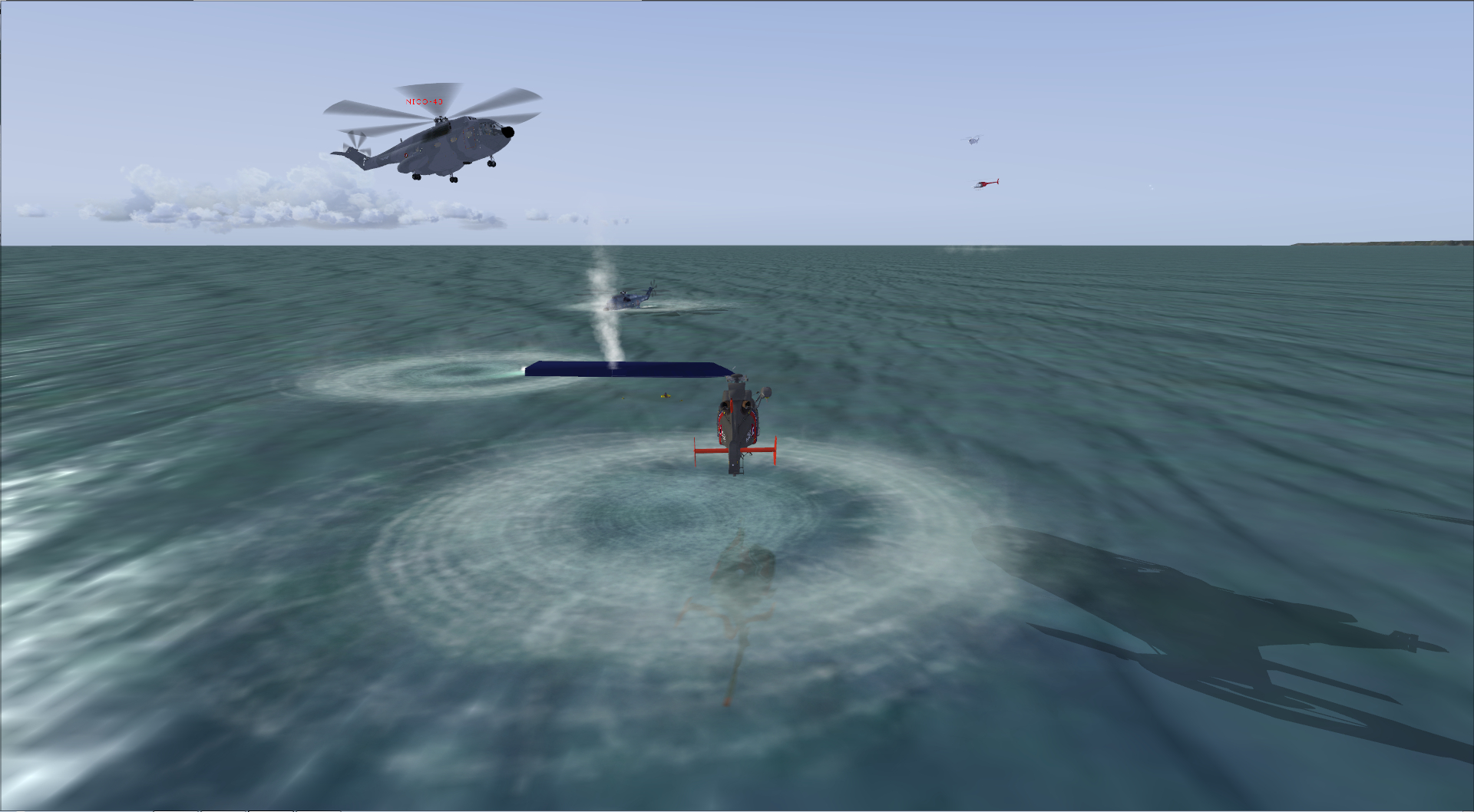 mission sauvetage proposé par Charko 677926201418211729393
