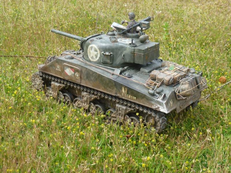 Sherman modifié M4A4 de la 1ère DB  - Page 2 678100P1110307
