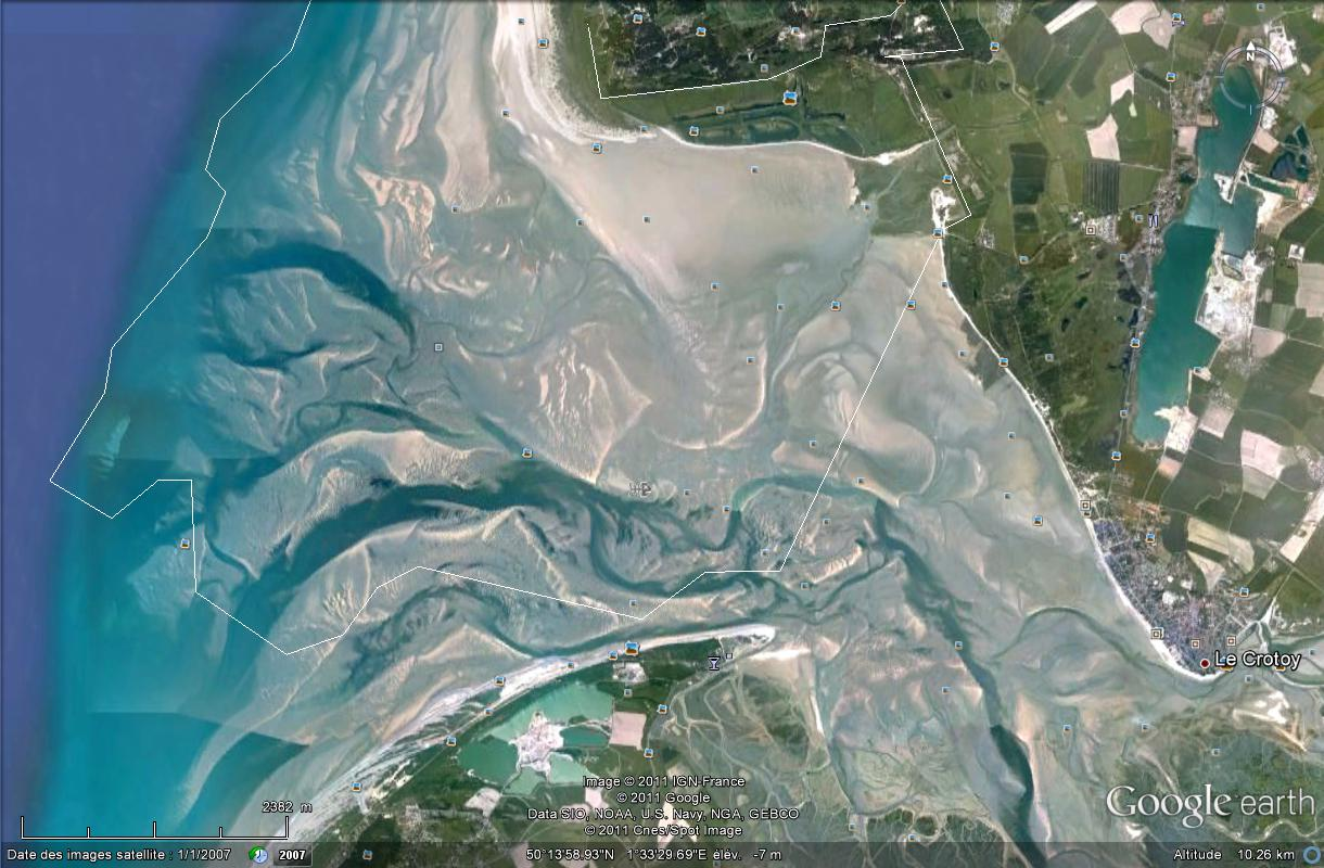 A la découverte de la Somme avec Google Earth 678742PhoquesdelaBaiedelaSomme