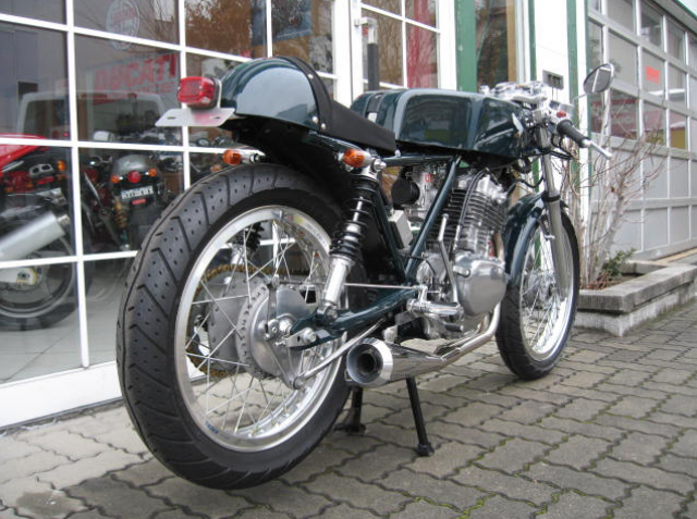 HONDA 250 XLS 1982 Cafe Racer - Page 2 679216864