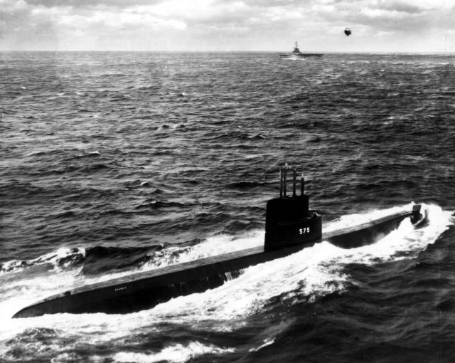 SOUS MARINS NUCLEAIRES D'ATTAQUE CLASSE SKIPJACK 679814USS_Seawolf