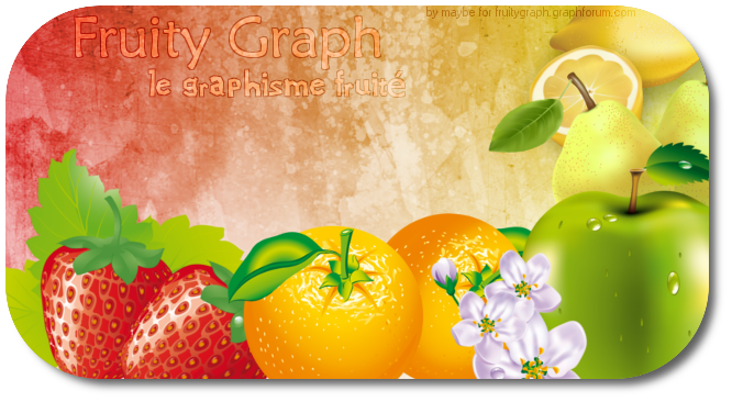 Fruity Graph'