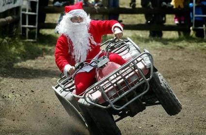 Photos droles ou cocasse du Père Noel - spécial fin d'année 2014 .... 680008avat