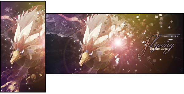 Sommaire des tutoriels Photoshop - Créations complètes 680538flyingliberty