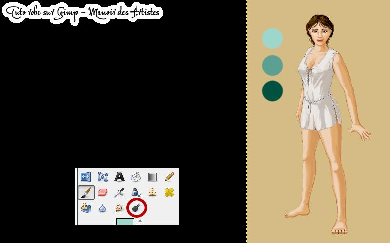 Dessiner une robe sur Gimp 680576tutoderniereversion4