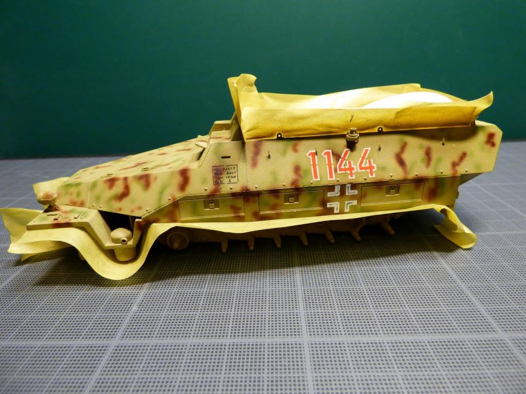 sdkfz - SdkFz 251 / 9  Tamiya / AFV 680970P1060596Copier