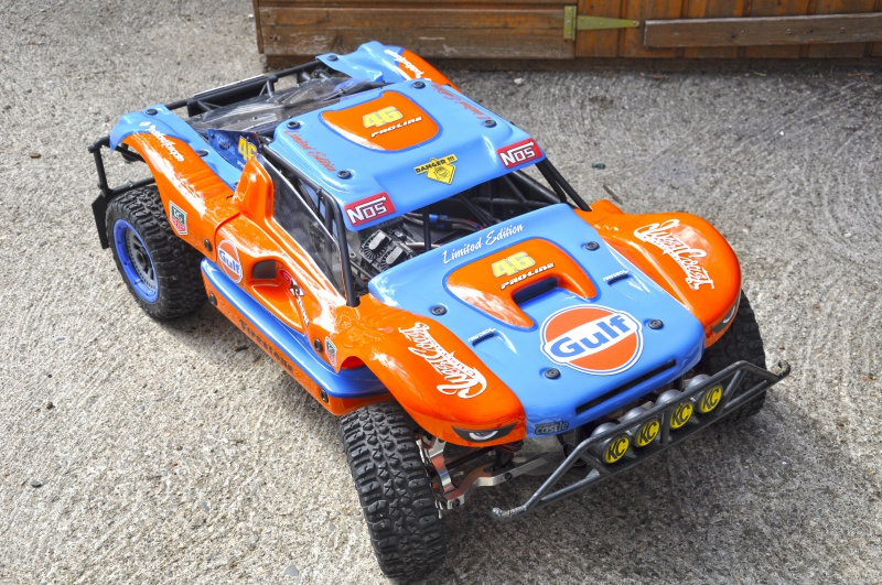 Projet LOSI 5ive Brushless - Page 2 681372DSC0001