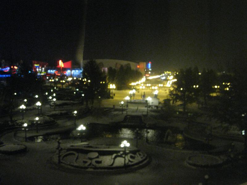 [Disneyland Paris] Disneyland Hotel - chambre Castle Club (8-10 décembre 2010) (début du TR p.9) - Page 10 681951IMG2415