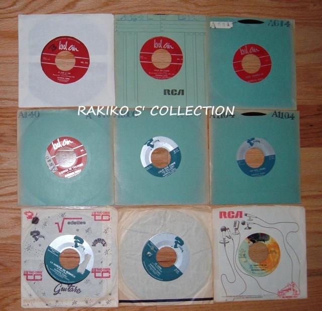 Rakiko  s' music collection  45 rpm & 33 rpm and more 682691CarliCanadianssp