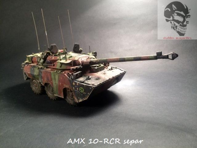 AMX 10 RCR SEPAR maquette Tiger Model 1/35 - Page 3 683327IMG3843