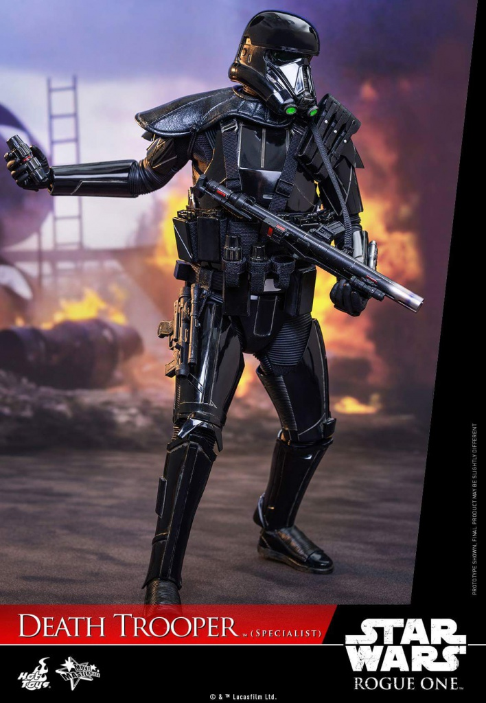 ROGUE ONE - DEATH TROOPER (MMS385) 683549FBIMG1472806896030