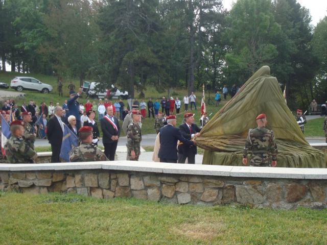 Mémorial Chocs et Commandos    MONT-LOUIS 30 sept 2014 683657097