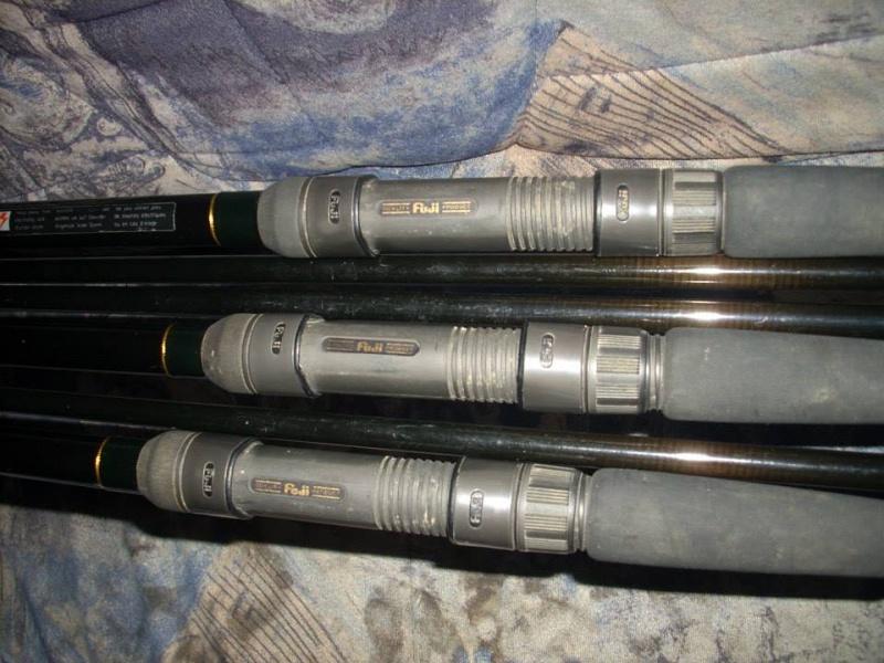 3 cannes Daiwa Infinity X Interline 12' - 2.75lbs 684550109891028351765298731498067166501225456080n