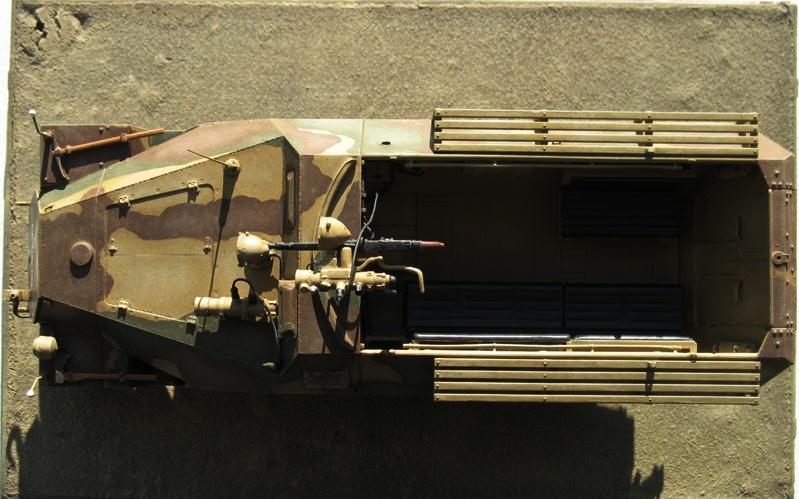 Sd.Kfz. 251/20 Ausf D 'Falke' AFVclub 1/35 684611IMG0134