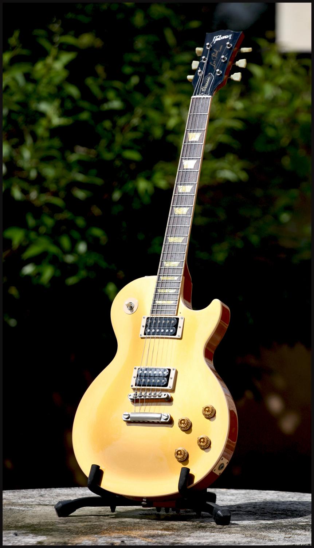 "Gibson Les Paul Reissue 60"" Gold Top 2001 - MIAM ! 68507839c1"