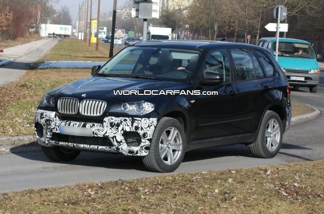 2010 - [BMW] X5 Restylé 6865452