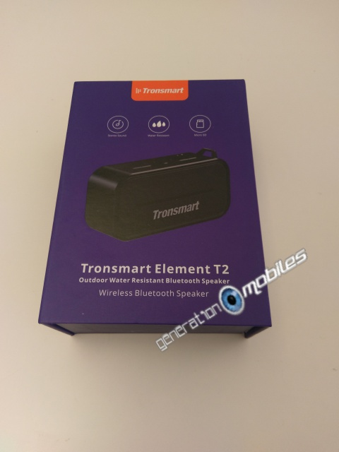 [TEST - TronsmartDirect] Enceinte bluetooth T2 686636IMAG0004