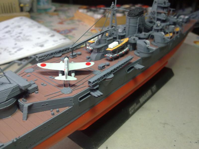 croiseur lourd Mogami au 1/350 par Pascal 94 - Tamiya  - Page 6 687040040120111052