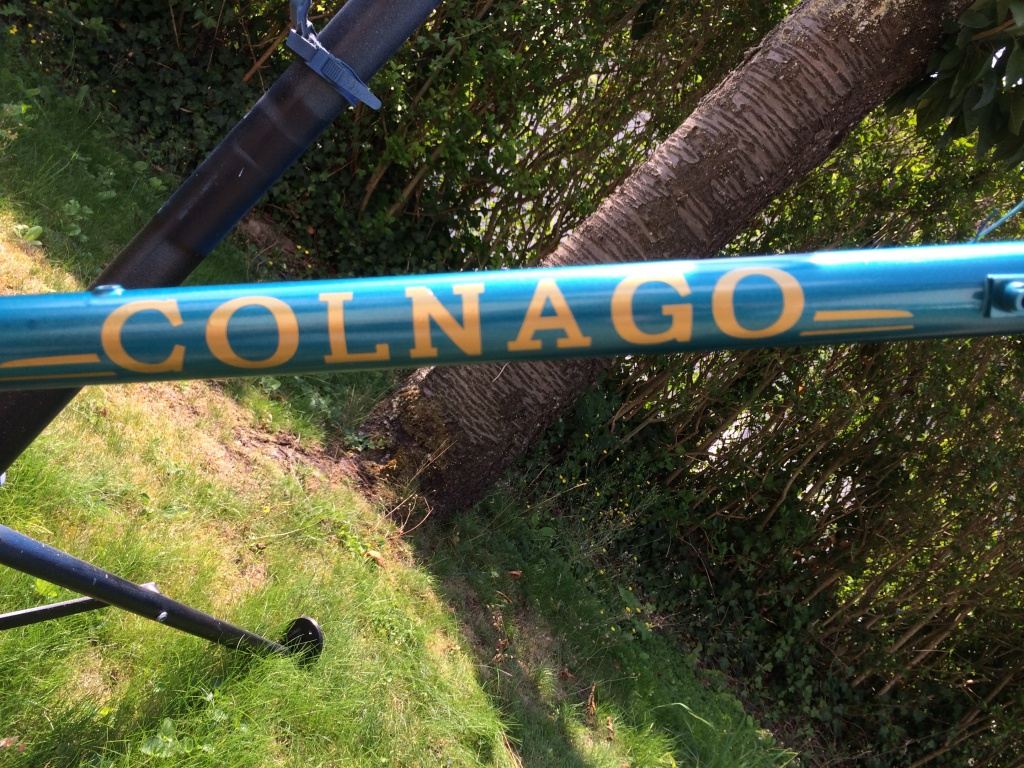 Colnago Spiral Conic Columbus SLX  - Page 2 687163IMG2160