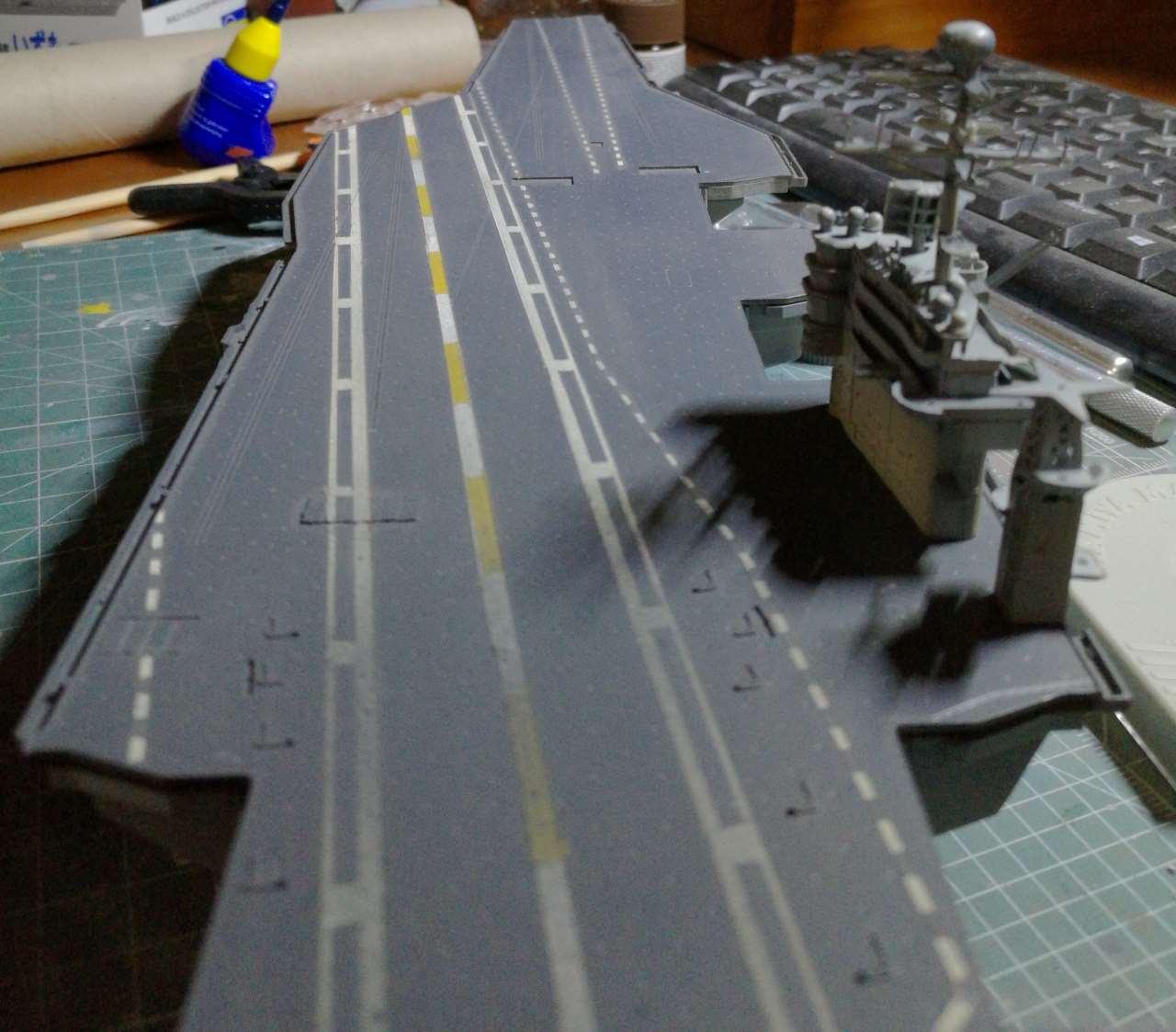 USS Theodore ROOSEVELT CVN-71 [Trumpeter 1/700] - Page 4 687427cvn7159