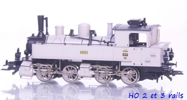 Les locomotives à vapeur articulées 687758Roco43280malletbavaroisegrisen25252R