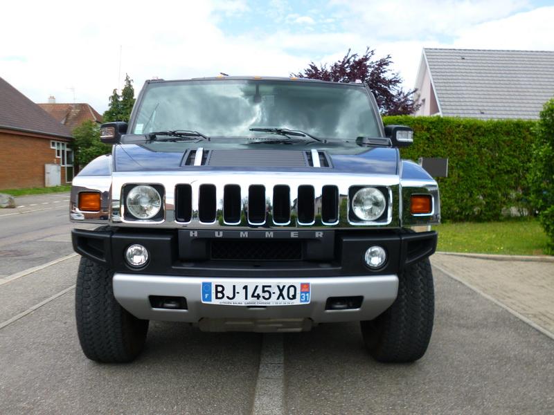 HUMMER H2 V8 6,2L Luxury 2008  (RUN) 687808P1040053
