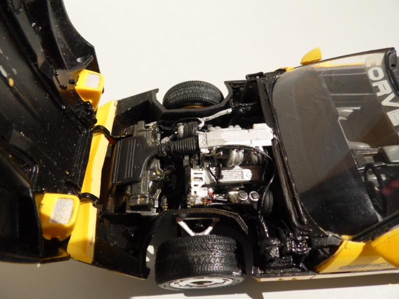 Chevrolet Corvette's C4. 688158SAM4985