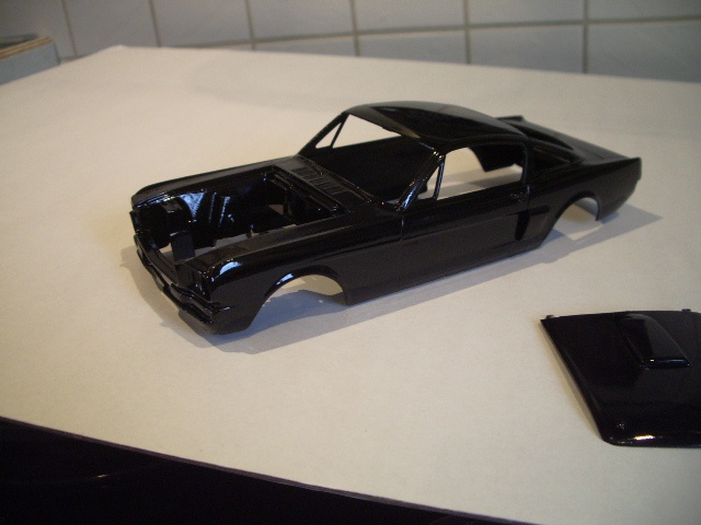 ford mustang GT 350 H au 1/24 688307coquepeint112