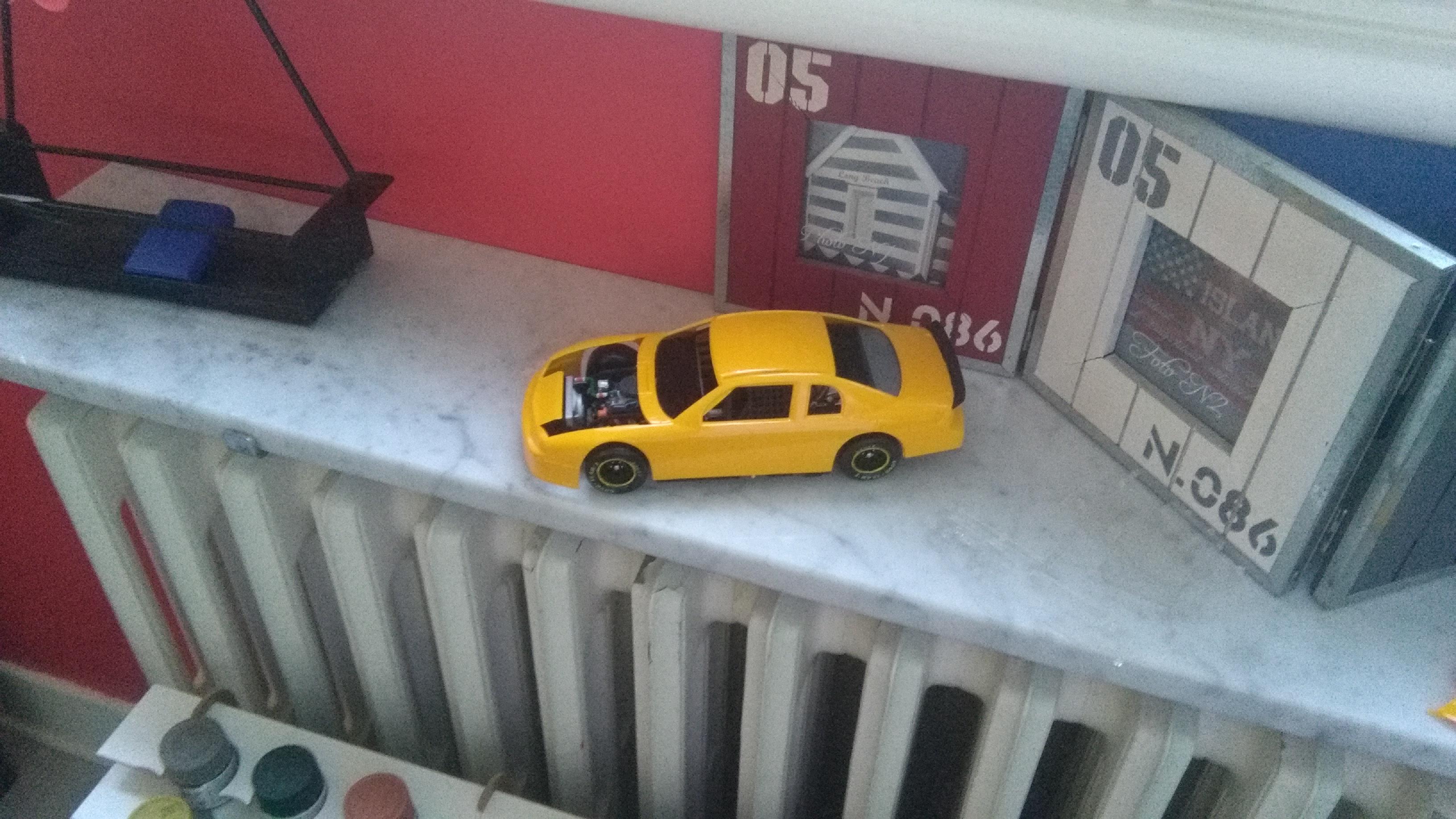 Chevy Monte-Carlo 1998 #4 Bobby Hamilton Kodak  689357C1998416